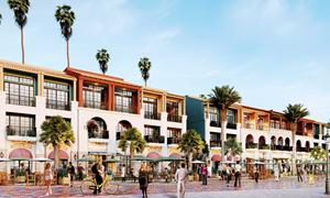 Shophouse ven biển làm dậy sóng thị trường Phan Thiết