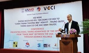 Tạo thuận lợi thương mại cho doanh nghiệp Việt