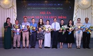 Hung Thinh Corp đồng hành cùng chăm lo cho người nghèo Tết Kỷ Hợi 2019