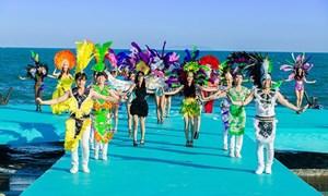 Dấu ấn show trình diễn trên biển của tập đoàn Hưng Thịnh