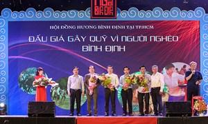 Tập đoàn Hưng Thịnh tiếp tục đồng hành cùng chương trình Ngày hội người Bình Định