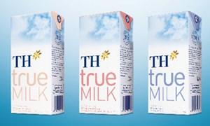 TH true Milk ra mắt bộ sản phẩm mới