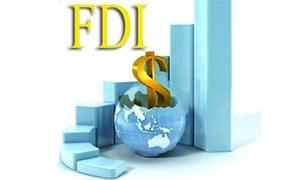 Thu hút FDI 4 tháng đầu năm: Khấp khởi niềm lạc quan