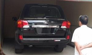 Bộ Tài chính đề nghị Hà Tĩnh báo cáo việc quản lý, sử dụng xe ô tô Toyota Land Cruiser