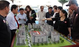 Thị trường bất động sản thành phố Hồ Chí Minh chuyển biến tích cực