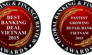 VIB nhận 2 giải thưởng của GBAF