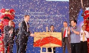 Khánh thành Nhà máy phục hồi tua-bin khí đầu tiên tại Việt Nam