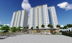 Dự án nhà ở xã hội 35 Hồ Học Lãm được đầu tư 608,7 tỷ đồng