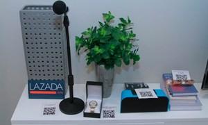 Lazada trải nghiệm sản phẩm thực tế đến với người tiêu dùng