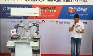 Khám phá công nghệ mới nhất tại ''Triển lãm Metalex Vietnam 2015