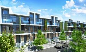 Tập đoàn Kiến Á ra mắt dự án nhà phố biệt lập Citibella