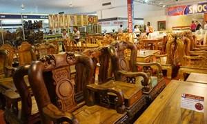 Khai mạc Hội chợ đồ gỗ và Hàng gia dụng Việt Nam 2015