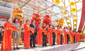 Khai trương Vincom Plaza Gò Vấp: Nhiều chương trình khuyến mại hấp dẫn