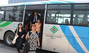 Đưa 5 tuyến xe buýt theo mô hình Nhật Bản vào hoạt động