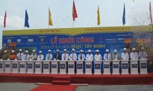 Hơn 1000 tỷ đồng đầu tư cho dự án nhà ở xã hội ở Tây Ninh
