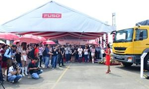 FUSO 2016: Đồng hành cùng doanh nghiệp