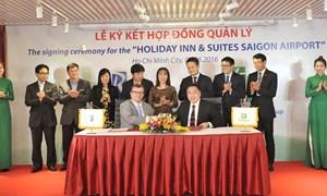 IHG công bố khách sạn quốc tế mang thương hiệu Holiday Inn & Suites Saigon Airport