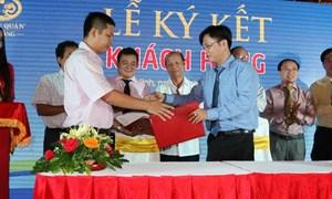 Hoàng Quân chính thức mở bán khu đô thị Mekong city