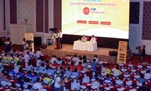 Tôn Hoa Sen đồng hành giải đua xe đạp Quốc tế VTV