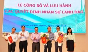 Sở giao dịch chứng khoán TP. Hồ Chí Minh có lãnh đạo mới