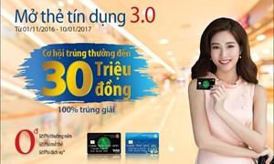 Mở thẻ tín dụng Viet Capital Visa nhận ngay 30 triệu đồng và 5.000 dặm bay