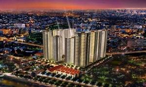 Thị trường bất động sản phía Nam với cuộc đua căn hộ giá 1 tỷ đồng