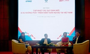 Cập nhật các xu hướng phát triển kiểm toán nội bộ tại Việt nam