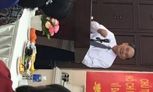 Gặp mặt cán bộ hưu trí ngành Tài chính nhân dịp Xuân Đinh Dậu tại phía Nam