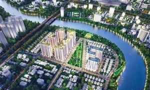 Novaland ra mắt tòa tháp cuối cùng của dự án Sunrise Riverside