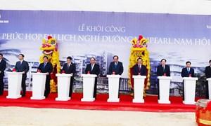 Vingroup đầu tư 5.000 tỷ đồng vào Khu phức hợp Vinpearl Nam Hội An