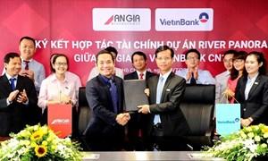 Vietinbank và An Gia ký kết thỏa thuận hợp tác tài chính