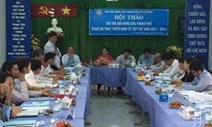 Hơn 300 hợp tác xã cam kết sản xuất thực phẩm sạch