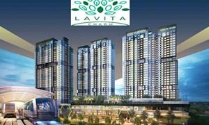 Dự án Lavita Charm ra mắt thị trường