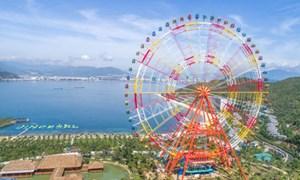 Vinpearl Sky Wheel - Điểm nhấn du lịch Nha Trang