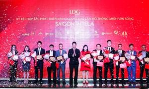 LDG ra mắt khu căn hộ thông minh ven sông Saigon Intela