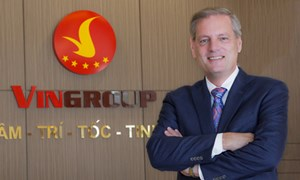Tập đoàn Vingroup đưa sếp cũ của General Motor về VinFast