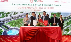 DKRA Vietnam độc quyền phân phối dự án CitiEsto