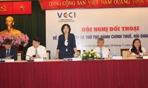 Bộ Tài chính đối thoại với doanh nghiệp tại TP. Hồ Chí Minh