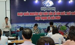 """Thủy sản Việt Nam đau đầu với """"thẻ vàng"""""""