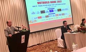 450 doanh nghiệp sẽ tham dự Triển lãm Vietbuild home 2017