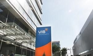 VIB mua lại hơn 33,8 triệu cổ phiếu làm cổ phiếu quỹ