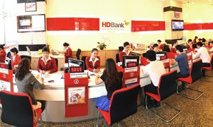Nhiều định chế tài chính quan tâm cổ phiếu HDBank