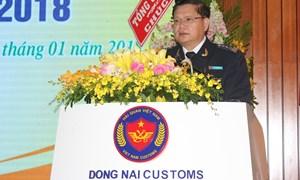 Hải quan Đồng Nai: Năm 2017, thu ngân sách đạt 16.870 tỷ đồng