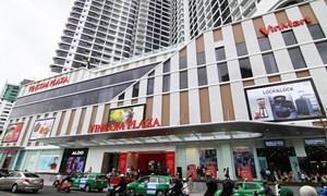 Vincom Retail lãi ròng 2.016 tỷ đồng trong năm 2017