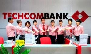 Techcombank đạt 8.036 tỷ đồng lợi nhuận trước thuế