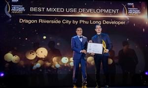 Phú Long đoạt nhiều giải thưởng của Propertyguru Vietnam Property Award 2018