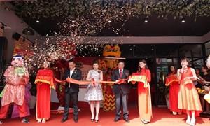 King Coffee của Trung Nguyên International dự kiến phát triển chuỗi 1.000 cửa hàng