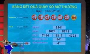 Vé số Vietlott trúng thưởng Jackpot 47 tỉ đồng ở Đồng Nai