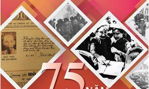 [Infographics] 75 năm Ngày Tổng tuyển cử đầu tiên: Những giá trị lịch sử