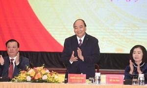 Chùm ảnh tại Hội nghị tổng kết công tác tài chính-ngân sách nhà nước